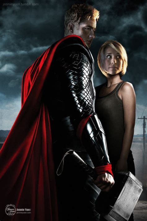 thor movie queen chlollie thor movie poster chlollie fan art 25615776