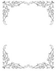 56 Best Borders Images On Pinterest Wedding Clip Art