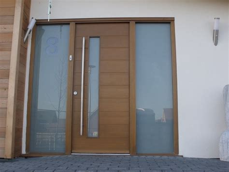 contemporary front doors kloeber funkyfront contemporary timber front door jpg