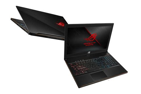 asus rog zephyrus m and tuf gaming fx504 announced gadgetmtech
