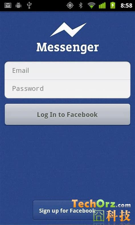 fb massanger apk android apps messenger 登陸 內附 apk 下載 techorz 囧科技