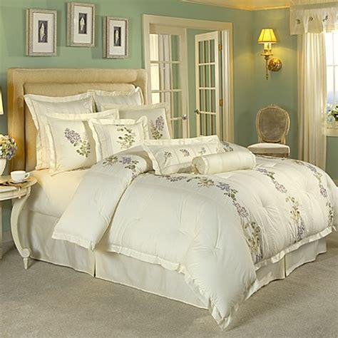 raymond waites bedding raymond waites 174 giselle comforter set 100 cotton bed