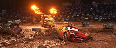 hollow speedway cars 3 footage reaction pixar screened around 50 minutes of the sequel so how was it