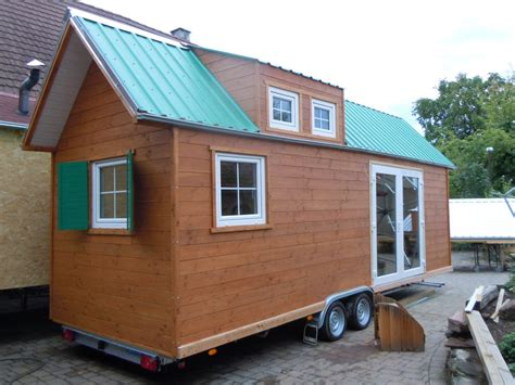 tiny house auf rädern tiny house kaufen kleines haus auf r dern g nstig bauen