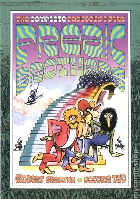 smoe circus freak series volume 2 books complete fabulous freak brothers tpb 2001 2003