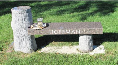 how do i get a memorial bench how do i get a memorial bench 28 images granite