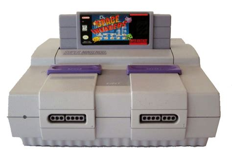 console nintendo nintendo s snes elongated it s competitive edge via