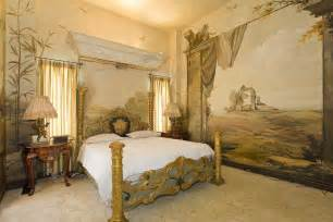 amazing wall design for master bedroom decor with gold