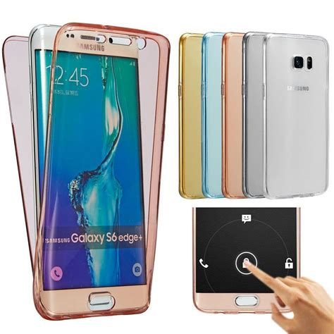 Samsung A5 2016 Clear Cover 360 Degree for samsung galaxy 2016 j3 j5 j7 a3 a5 a7 s6 360 degree
