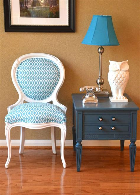 Blue And White Upholstered Chairs 17 Best Images About Chairs On Upholstery
