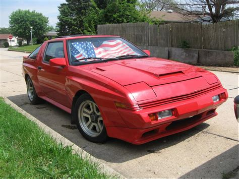 chrysler conquest 1989 chrysler conquest for sale