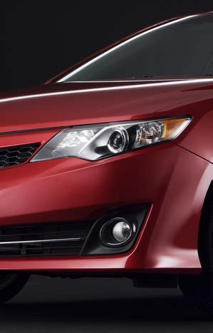 2012 toyota camry: first official photo released   the