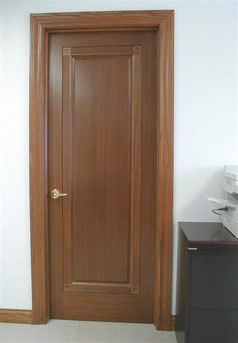Single Panel Interior Doors Interior Doors Single Panel Doors Interior Mahogany