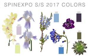 2017 Spring Color by Color Forecast Spring Summer 2017 Trend Home Design And