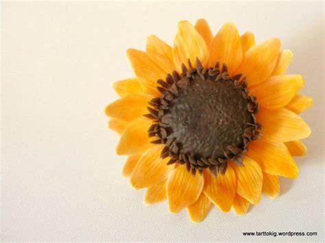 paper sunflower tutorial 206 best flower making tutorials images on pinterest