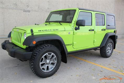 green jeep rubicon 2013 jeep wrangler unlimited rubicon gecko green