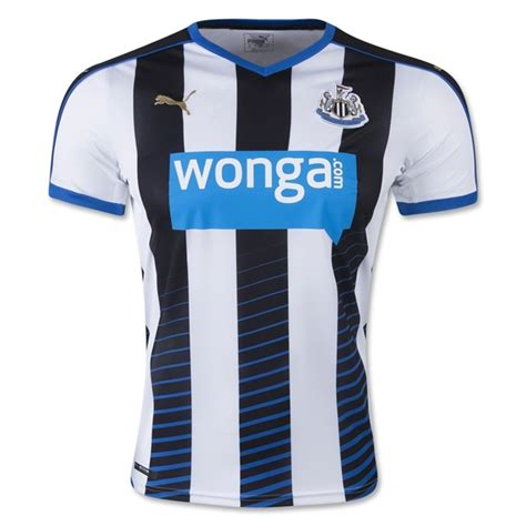 Obral Jersey Newcastle Home 2015 16 newcastle united home soccer jersey newcastle