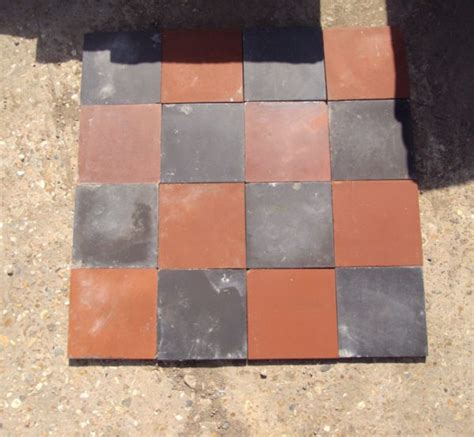 Handmade Quarry Tiles - reclaimed floor tiles authentic reclamation