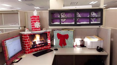 cubicle holiday decorating contest themes kcw s cubicle decorating contest kcw engineering