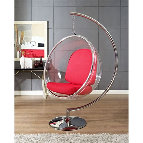 hanging bubble chairs for bedrooms 1000 ideas about hanging chair stand on pinterest
