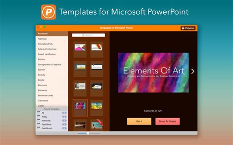 microsoft powerpoint templates for mac templates for microsoft powerpoint 1 2 6 purchase for mac