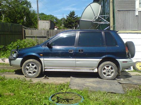 mitsubishi rvr 1995 1995 mitsubishi rvr photos 1 8 gasoline manual for sale