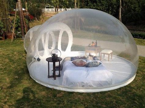 bubble tent wordlesstech holleyweb transparent bubble tent