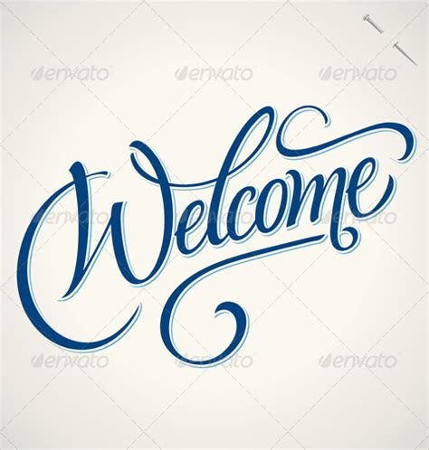 Welcome Template 19 welcome banner templates free sle exle