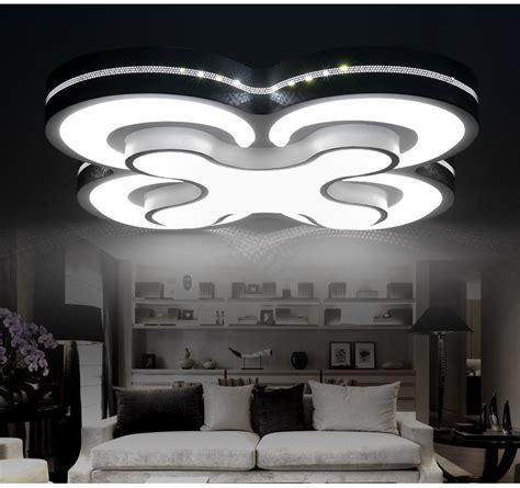 led deckenleuchte 2031 kleeblatt design lichtfarbe - Led Design Deckenleuchte