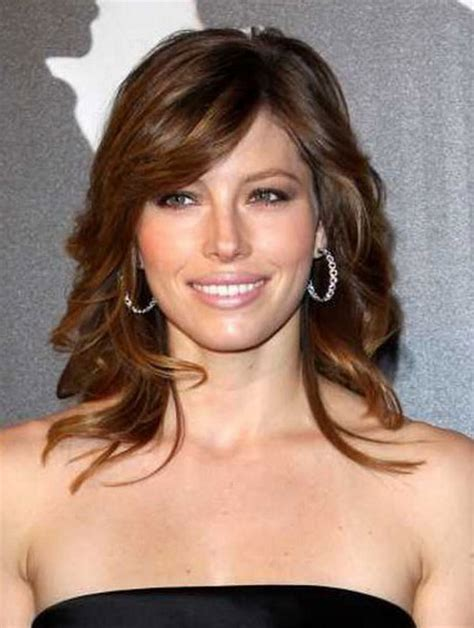 hairstyles for medium length hair brunette brunette medium length hairstyles