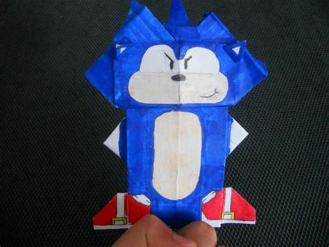 how to make paper sonic 28 images paper sonic roblox