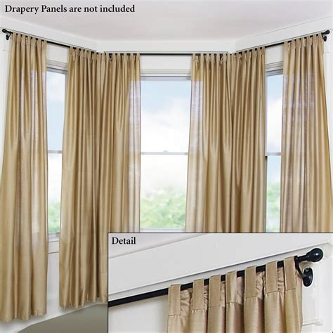 french rod curtain swing arm curtain rod french doors curtain best ideas