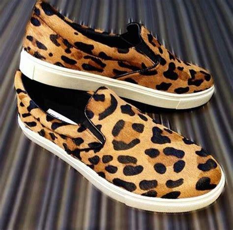 steve madden cheetah sneakers steve madden leopard loafers fashion
