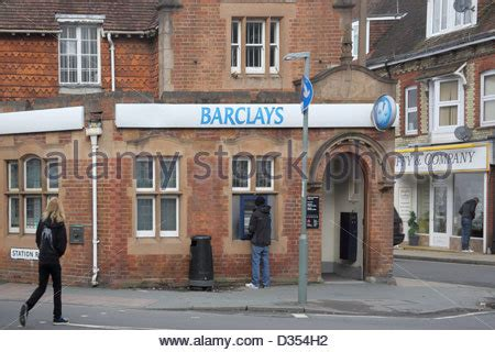 barclay banks locations barclays bank branch in west bridgford nottingham stock