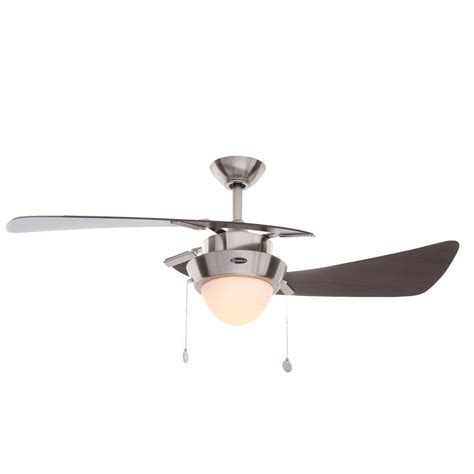 Ceiling Fan Westinghouse by Westinghouse Harmony 48 In Brushed Nickel Ceiling Fan