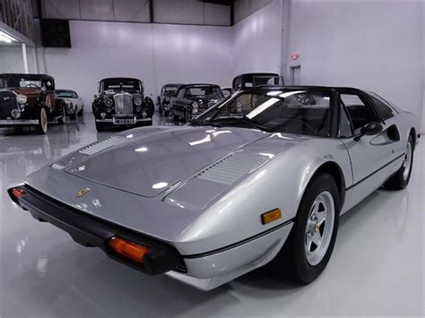 1981 308 Gtsi For Sale by 1981 308 Gtsi For Sale Classiccars Cc 811893