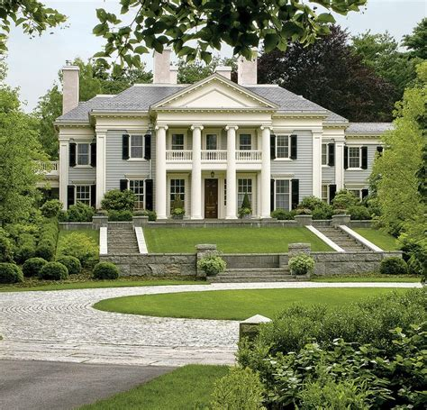 plantation homes the south dream house pinterest