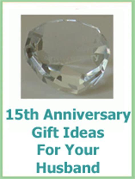 15 anniversary gift the best 15 year wedding anniversary gift guide