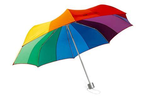 color wheel umbrella moma folding color wheel umbrella rainbow unique modern
