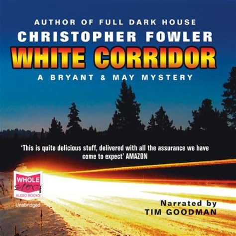 bryant may chamber a peculiar crimes unit mystery books white corridor a peculiar crimes unit mystery audiobook