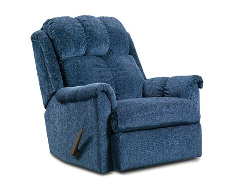 Affordable Recliner Chairs by Affordable Furniture 2100 Tahoe Recliner Blue At Sutherlands