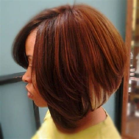 Short Bob Style Weaves | groovy short bob hairstyles for black women styles weekly