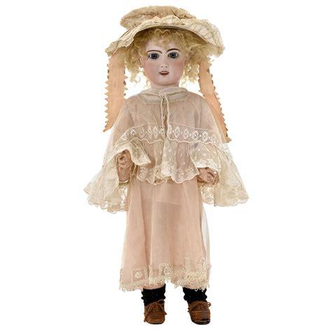 antique bisque doll identification b 233 b 233 jumeau lioretgraphe doll c 1895 ebay