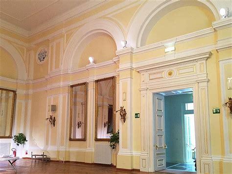 dts illuminazione srl the beautiful kurhaus merano updates its lighting with nrg