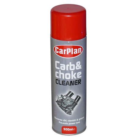 Carb Cleaner A72 500ml carplan carburettor and choke clean 500ml valetclub