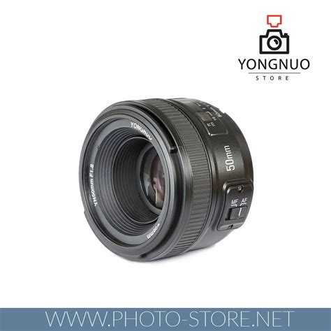 Yongnuo 50mm F 1 8 Lens For Nikon yongnuo yn50mm f 1 8 lens for nikon yongnuo store