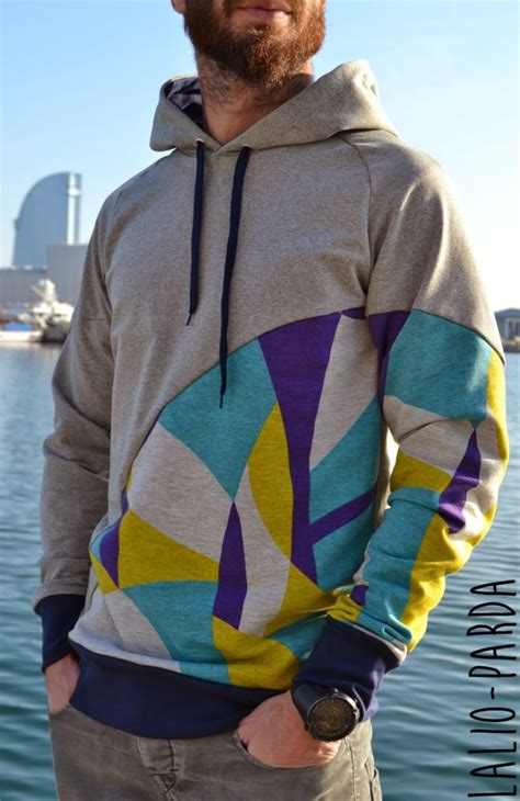 pattern block sweatshirt diy sweatshirt alterations and patterns