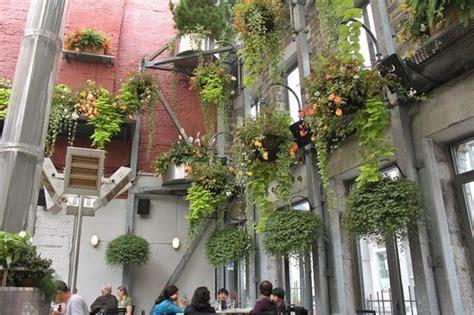 terrasse jardin nelson exterior of jardin nelson 407 place jacques cartier