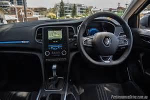 Renault Megane Interior 2017 Renault Megane Gt Line 1 2t Review