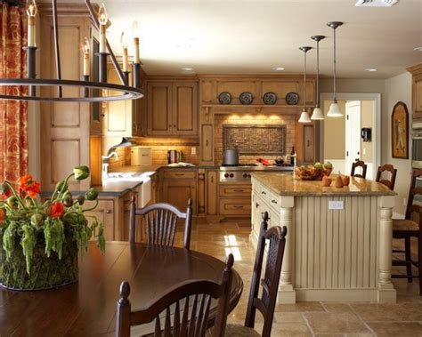 Country Style Kitchen Island Best 25 Country Kitchen Diy Ideas On Country
